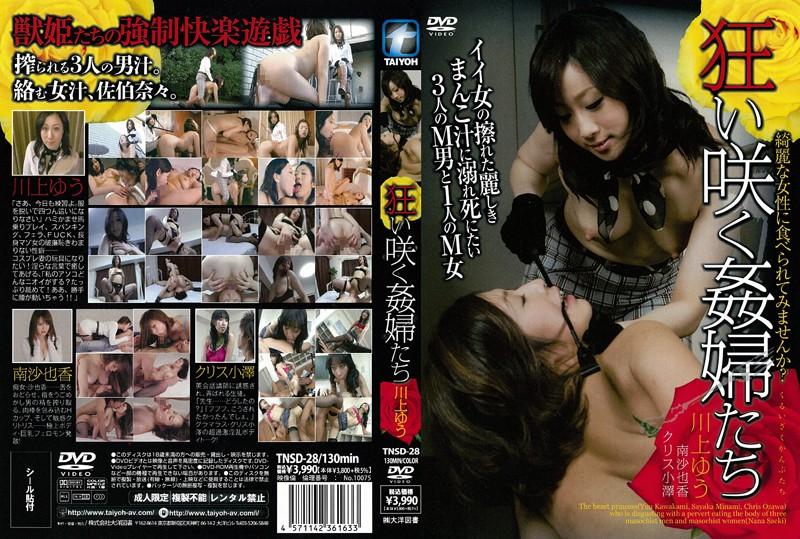 TNSD-28 狂い咲く姦婦たち